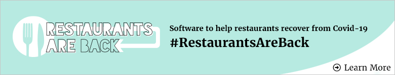 Restaurants Are Back banner