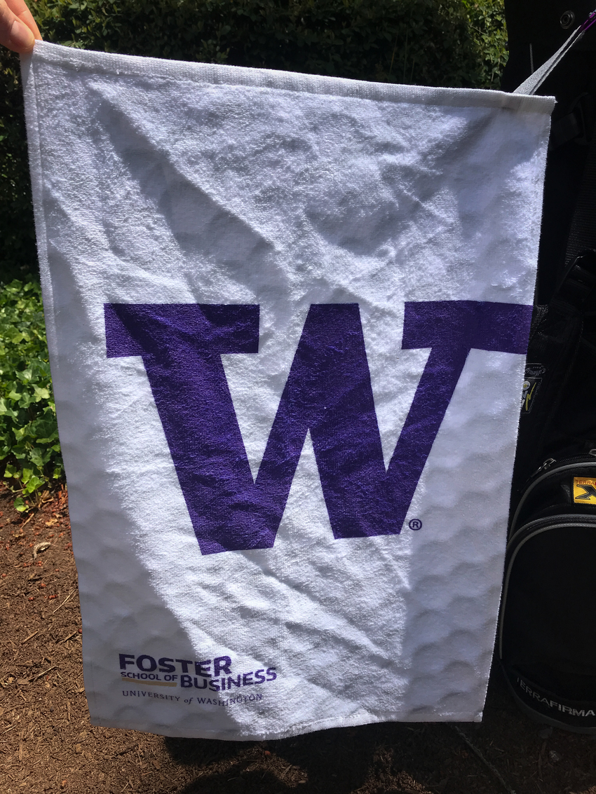 New Golf Towels!