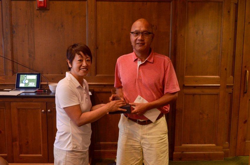 2018 Golf Tournament Awards