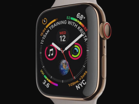 「Apple Watchの新モ...