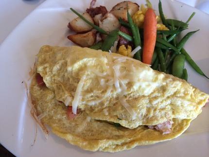 Crab Omelette -...
