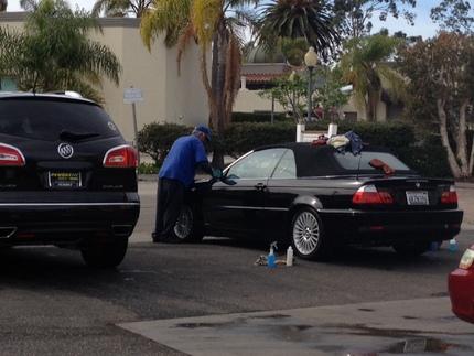 ロサンゼルス: トーレンス洗車...