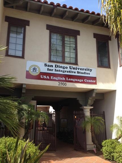 サンディエゴ:語学学校 SDU...