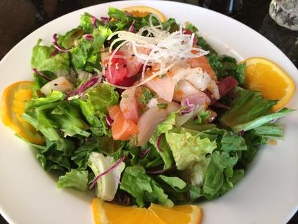Seafood Mix Salad