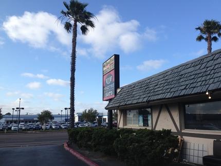 サンディエゴ 情報 レストラン...