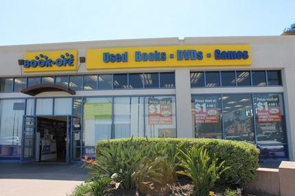 サンディエゴ:ブックオフ
