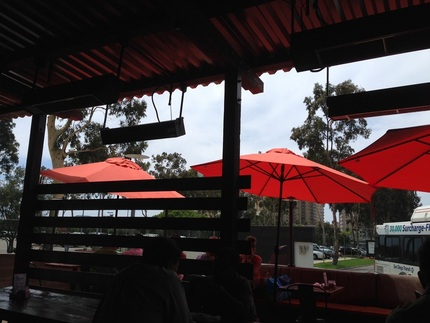 Bernini S Cafe La Jolla