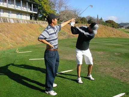 ゴルフ&語学留学