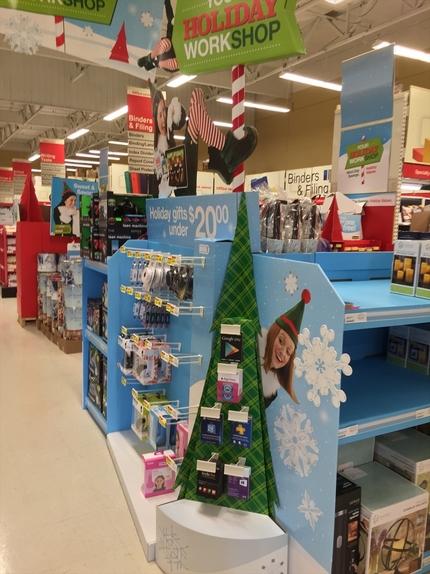 もうクリスマスが近いですね