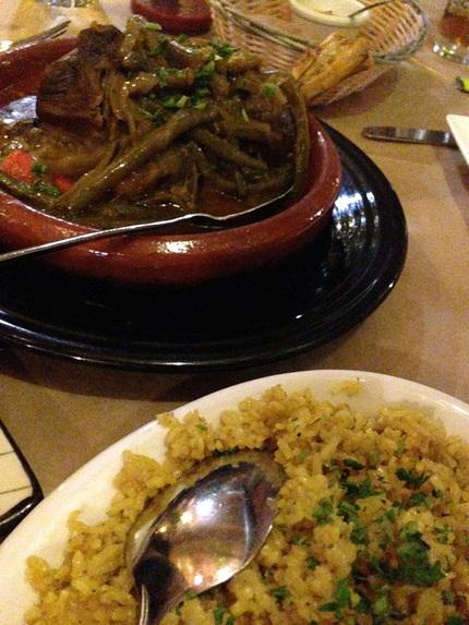 サンディエゴ:モロッコ料理Ko...