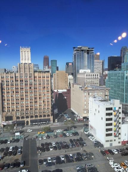 13階からの景色