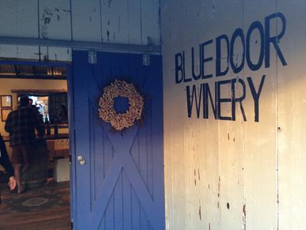 Blue Door Winer...