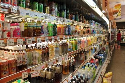 日本の飲料水はありがたいです