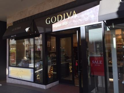Godiva Chocolatier Fashion Valley Mall 75