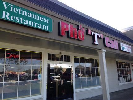 """サンディエゴ:Pho """"T"""" ..."""