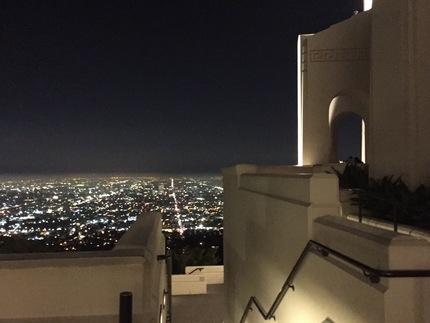 ロサンゼルス:(グリフィス天文...