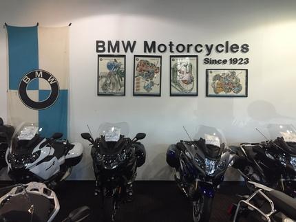 サンディエゴ:BMW Moto...