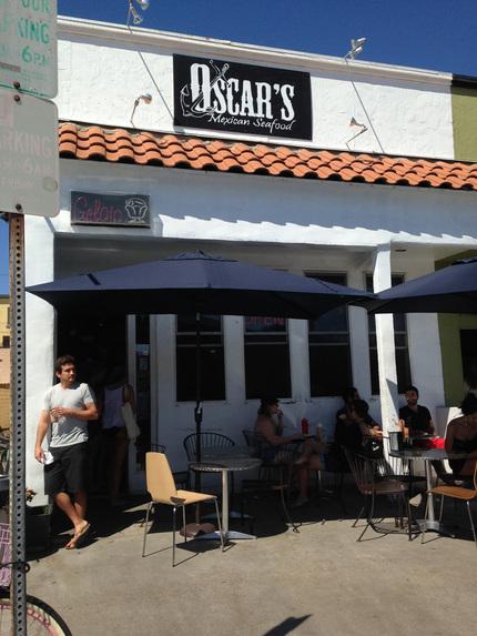 サンディエゴ:Oscar's ...