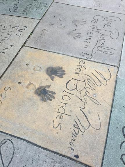 ロサンゼルス:ハリウッド・チャ...