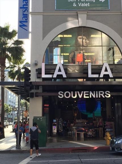 ロサンゼルス:ハリウッドお土産...