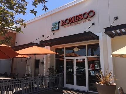 サンディエゴ:Romesco
