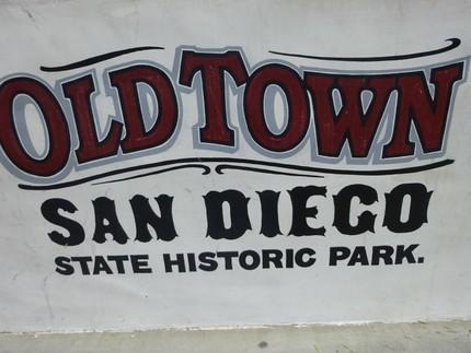 サンディエゴ:Old Town...