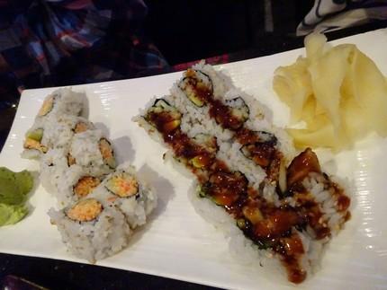 サンディエゴ:OB Sushi