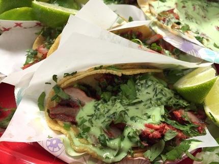 Tacos De Adobad...