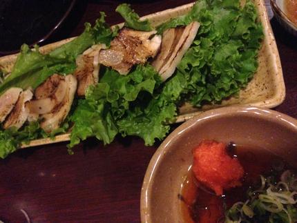 スーチカー(塩漬け豚肉)