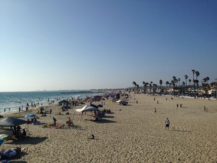 Newport Beachのビ...