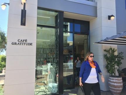 サンディエゴ:Cafe Gra...