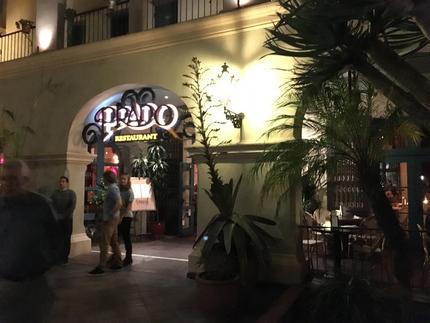 Pradoレストラン