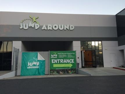 サンディエゴ:Jump Aro...