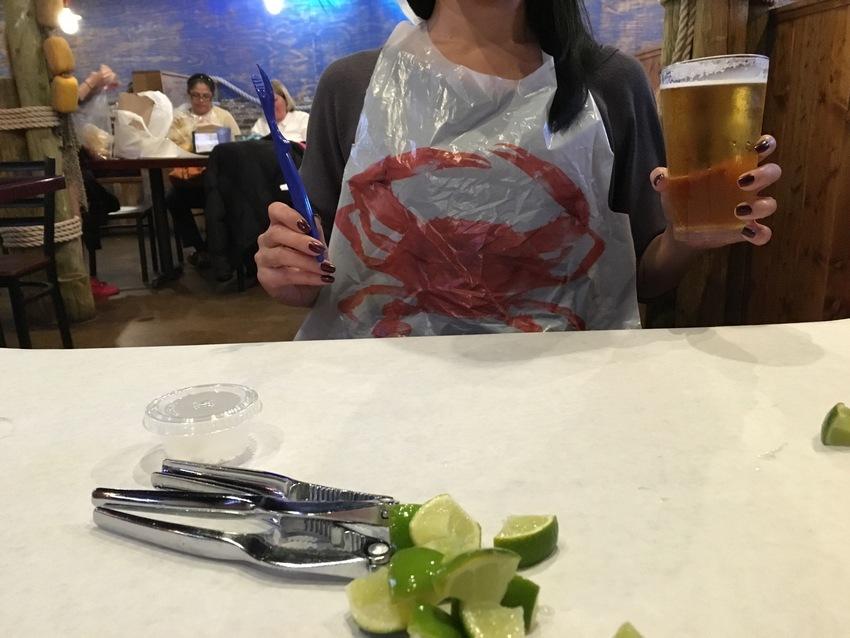 サンディエゴ:Crab Tow...