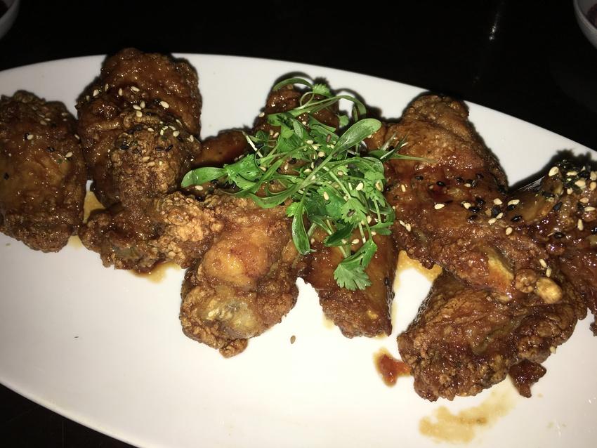 Asian Hot Wings...
