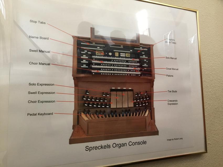 Spreckels Organ...