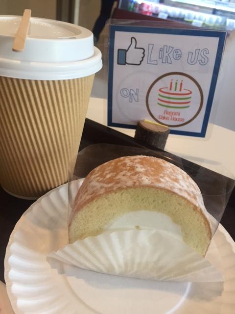 ロサンゼルス: 日本のケーキ屋...