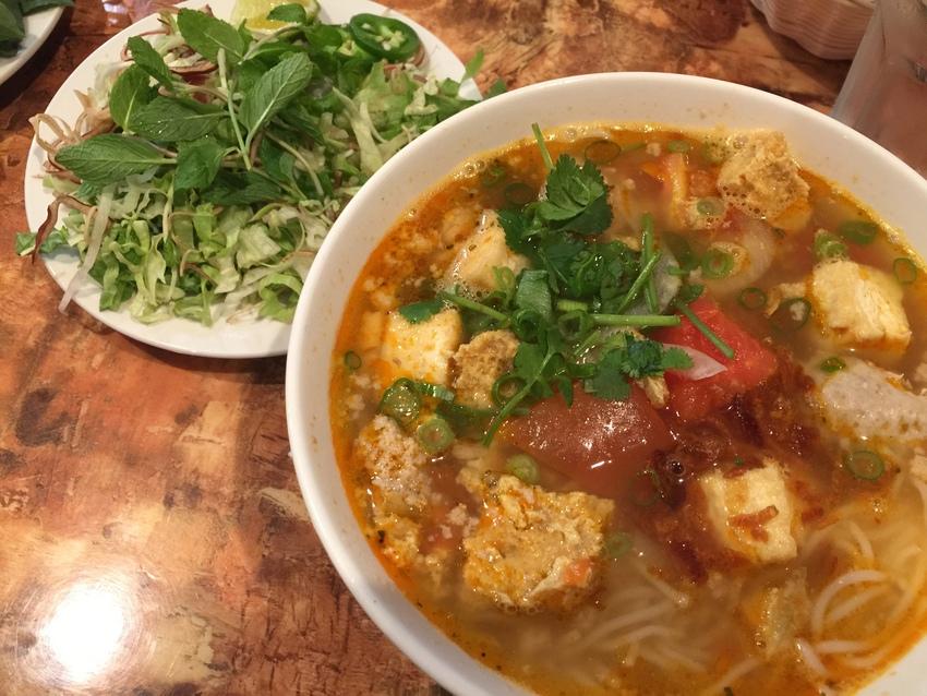 Rice Vermicelli w/Shrimp & C...