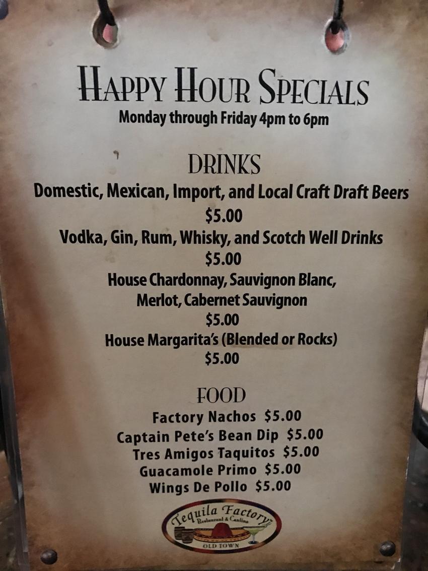 サンディエゴ:Tequila ...
