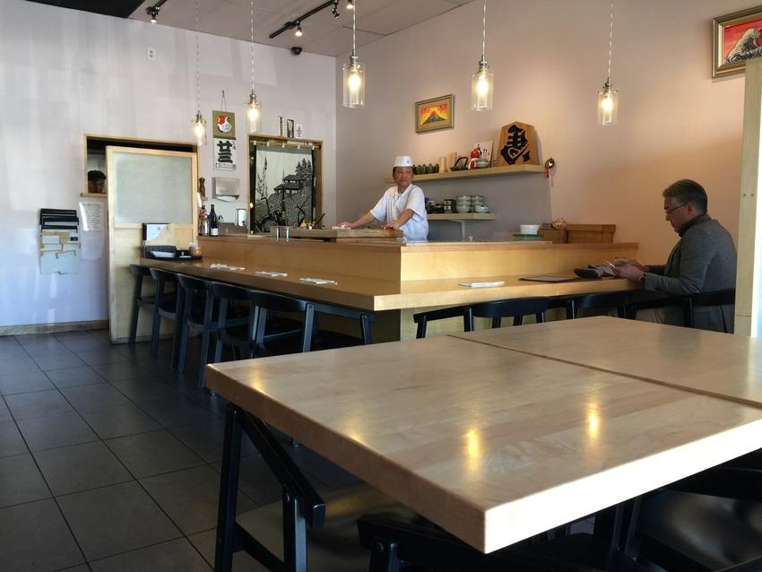 サンディエゴ:心レストラン