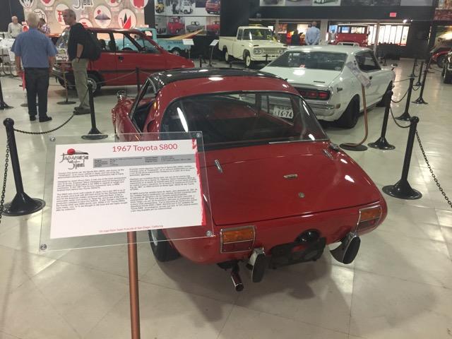 1967 トヨタS800 (B...
