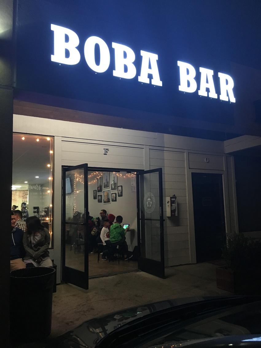 サンディエゴ : Boba B...