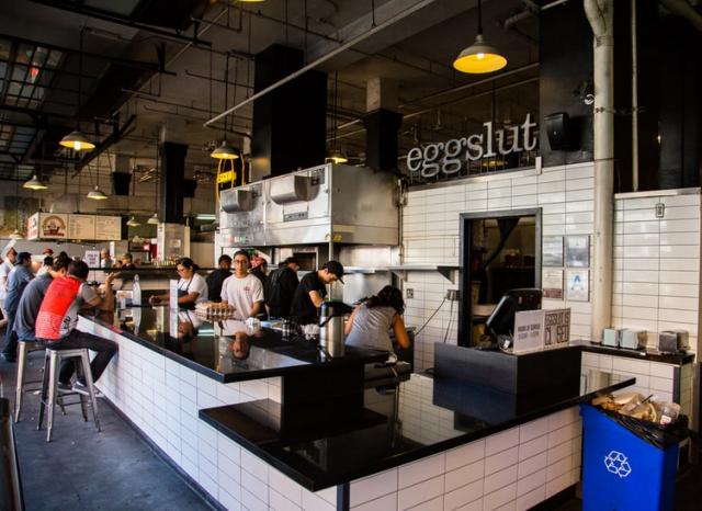 ロサンゼルス:EGGSLUT(...