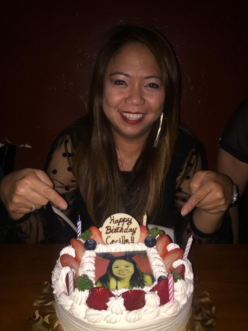 ロサンゼルス:ピクチャーケーキ...