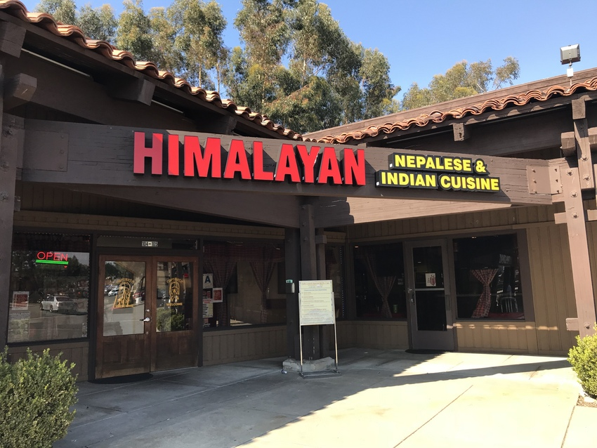 サンディエゴ:Himalaya...