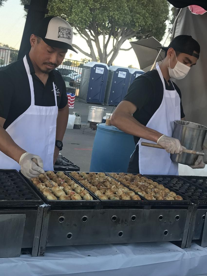ロサンゼルス:ベトナムのお祭り...