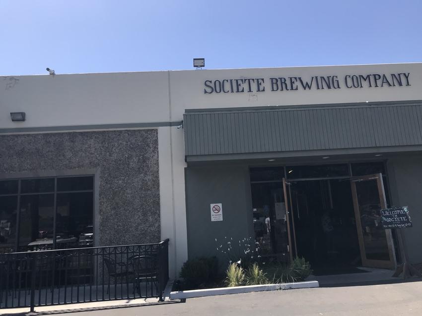 サンディエゴ:Societe ...