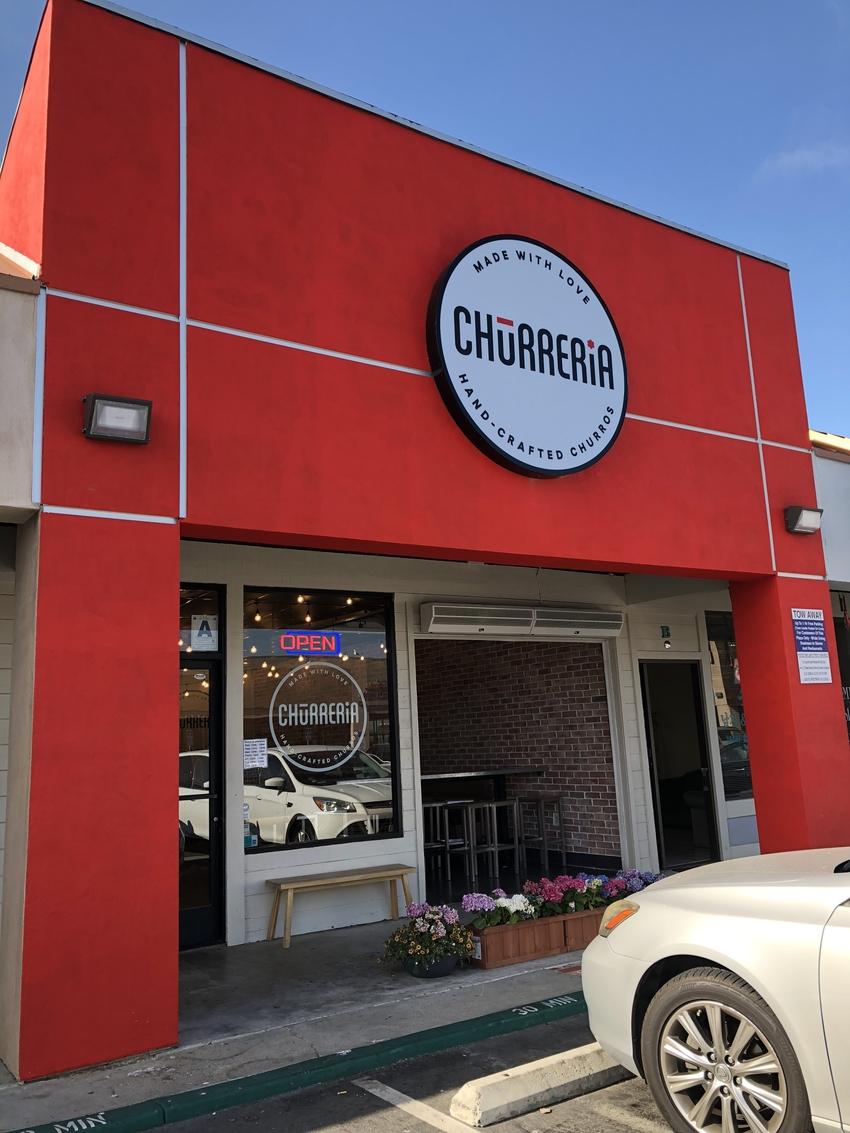 サンディエゴ:The Chur...