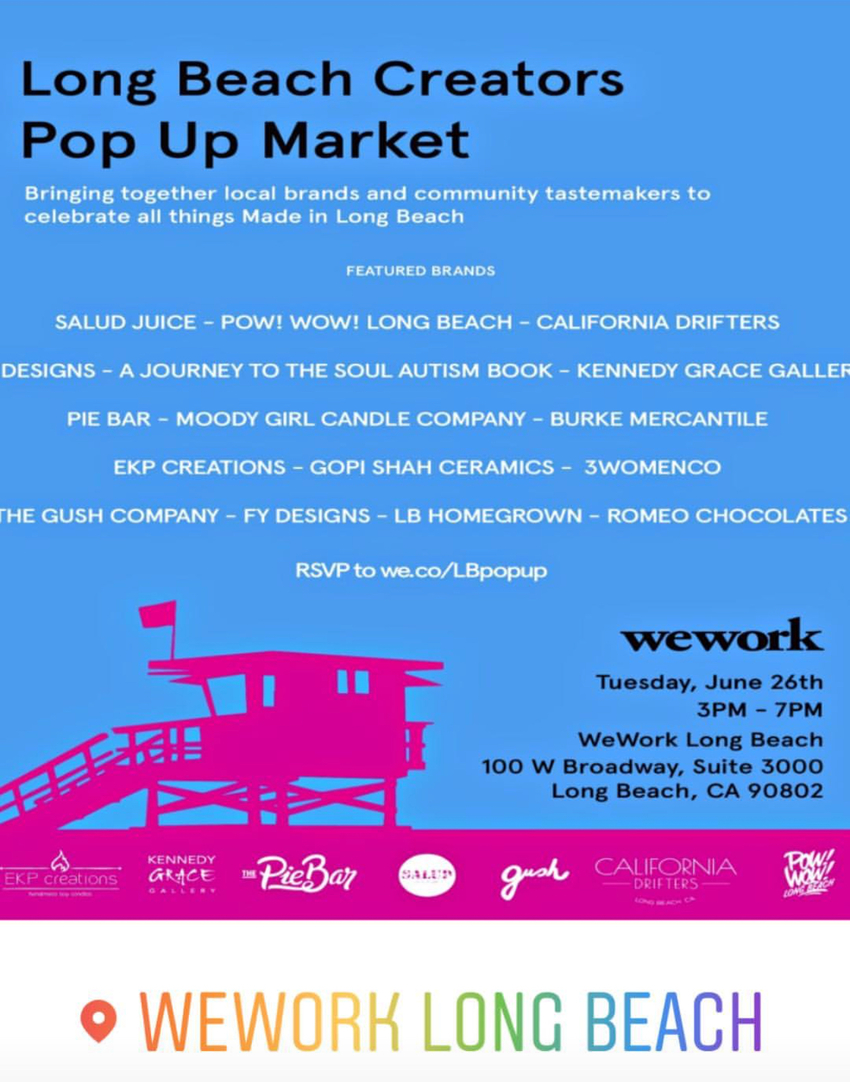 ロサンゼルス:WeWork L...