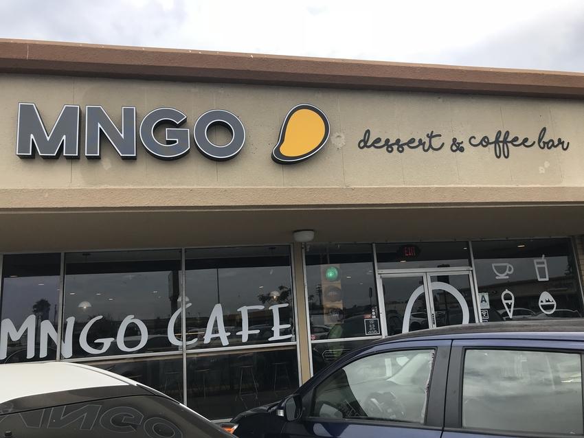 サンディエゴ:MNGO Caf...